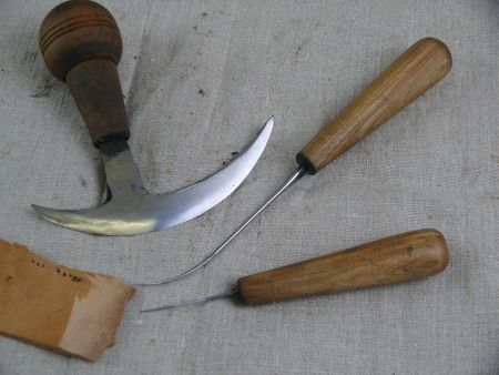 Lederwerkzeug